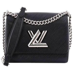 Louis Vuitton Black Twist Bag
